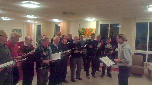 Singen in der LWL-Klinik