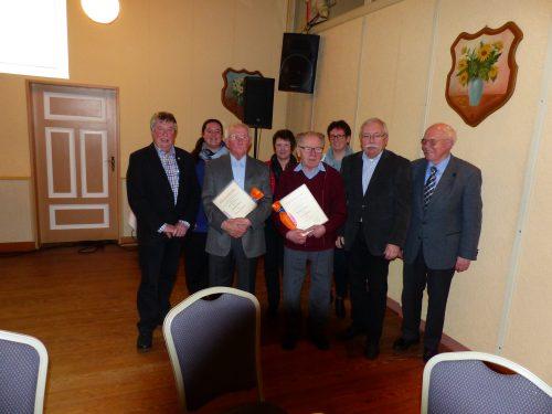 2017-02-25 Urkunden für Ehrenmitglieder II