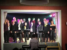 Musica Nova beim Konzert im Zeitlos am 07. Oktober 2017