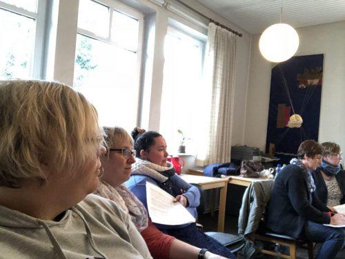 im Workshop