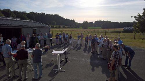 Foto: Wahlbrink  - Chorgemeinschaft Leeden  bei Saison- und Abschlussfeier
