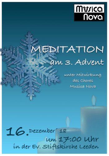 Meditation 2018